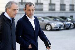 La indemnización pendiente a Sandro Rosell
