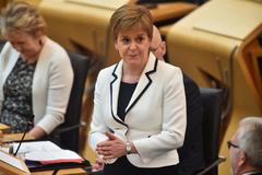 Sturgeon impulsará un segundo referéndum