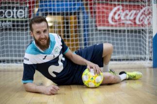 Sergio Gonzalez Valero.18-04-2019.Comunidad de Madrid.<HIT>Pola</HIT>.Jugador de futbol Sala.Deportes