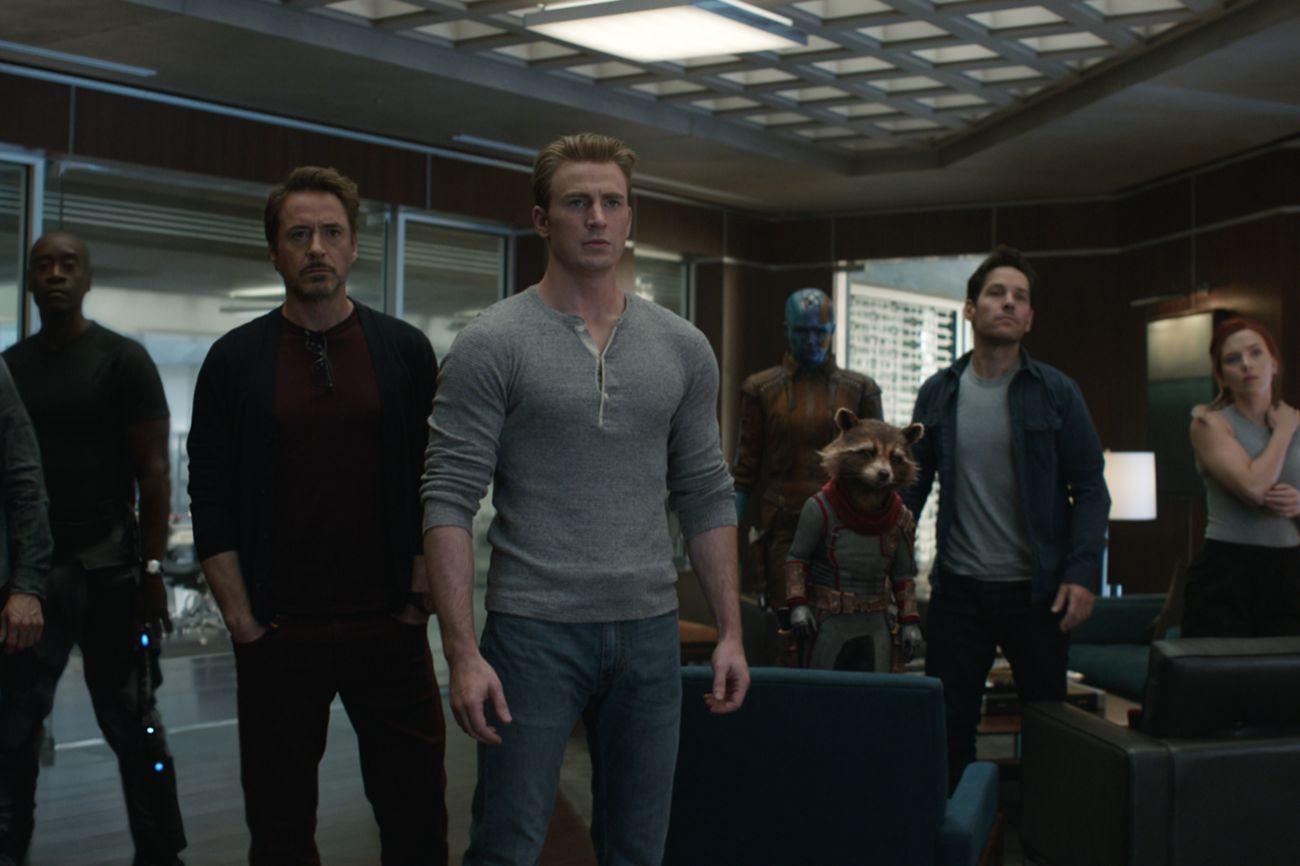 Ya se estrena Vengadores: Endgame, el gran acontecimiento...