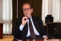 El presidente de Kutxabank Gregorio Villalabeitia.