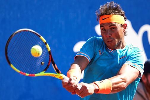 GRAFCAT7764. BARCELONA.- El tenista español Rafael <HIT>Nadal</HIT>...