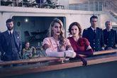 Póster de Alta mar, nueva serie española y uno de los estrenos de...