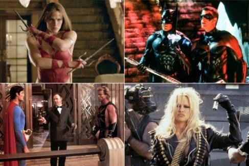 No siempre los superhéroes fueron como 'Los Vengadores': las películas más ridículas