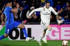 En directo: R.Madrid - Getafe