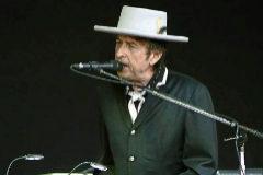Imagen de archivo de un concierto de Bob Dylan en España en 2008.