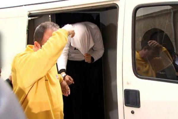 Prisión sin fianza para los dos pirómanos de contenedores de Palma