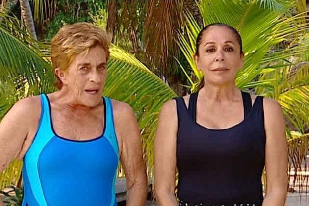 Chelo García-Cortés e Isabel Pantoja se reencuentran en...