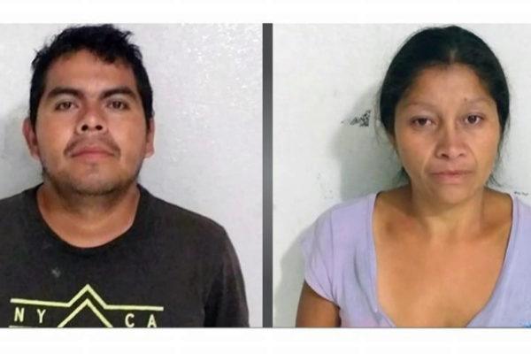 Juan Carlos Hernández y Patricia Martínez.