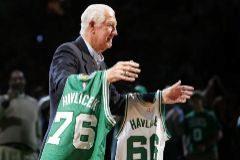 Muere John Havlicek, leyenda de los Celtics
