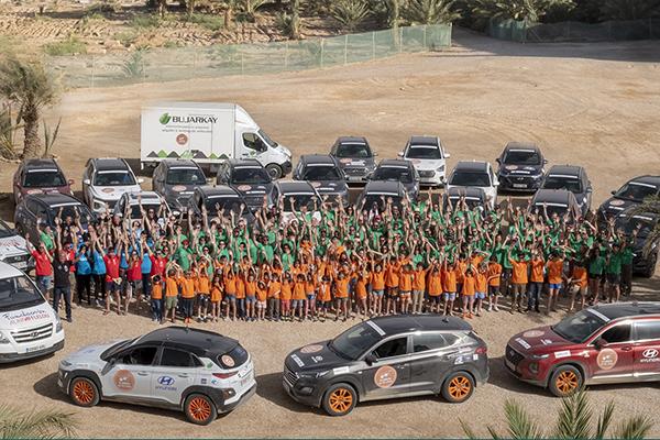 Otro éxito del Desierto de los Niños de Hyundai