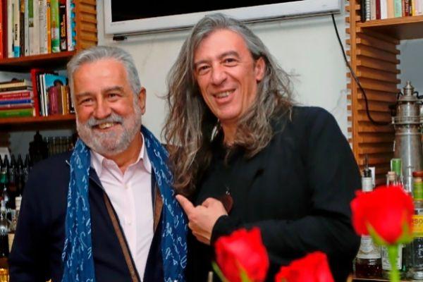 Rafel Nadal y Gerard Quintana, dos de los autores más vendidos en catalán.