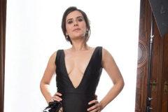 La actriz Anna Allen