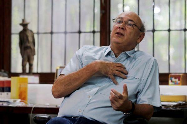 El periodista nicaragüense Carlos Fernando Chamorro.