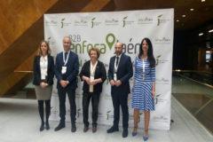 Jaén se presenta ante más de una decena de empresas como una tierra ideal para la inversión, el turismo y la industria