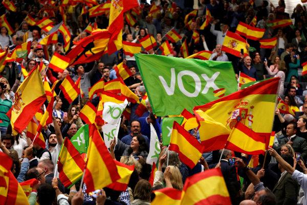 La candidata número 5 del PP por Gipuzkoa concurre con Vox a las municipales