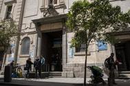 Fachada de la Iglesia de San Antón dirigida por el Padre Ángel