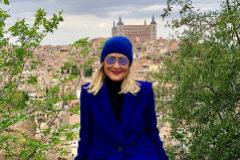 La ex presidenta de la Comunidad de Madrid en una imagen de sus redes sociales
