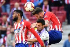 Sigue en directo el Atlético de Madrid - Real Valladolid