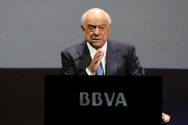 El ex presidente de BBVA, Francisco González.
