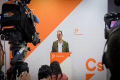 Cayetano Polo, portavoz de Ciudadanos Extremadura, ha condenado la agresión.