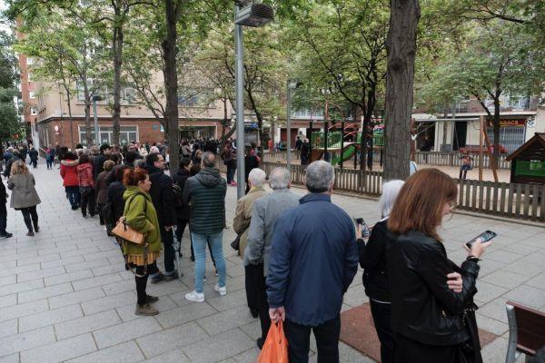 Jordi <HIT>Soteras</HIT> Catalunya Barcelona 28/04/2019 Ambiente...