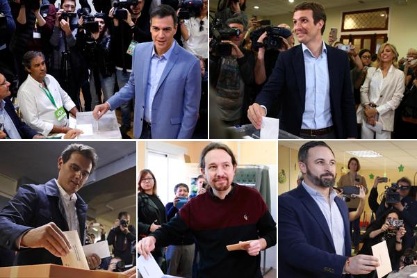 Elecciones generales 2019 en directo | El PSOE logra la mayoría absoluta en el Senado