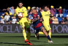 El Huesca se resiste y aplaza la permanencia del Villarreal