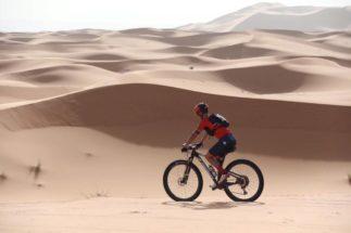 La mítica carrera en el desierto en la que Purito pierde una hora