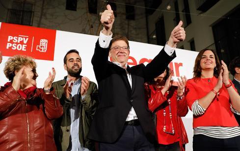 Puig gana su apuesta personal y será presidente al desactivar a Compromís