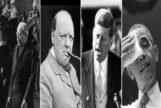 Azaña, Churchill, Kennedy y Obama.