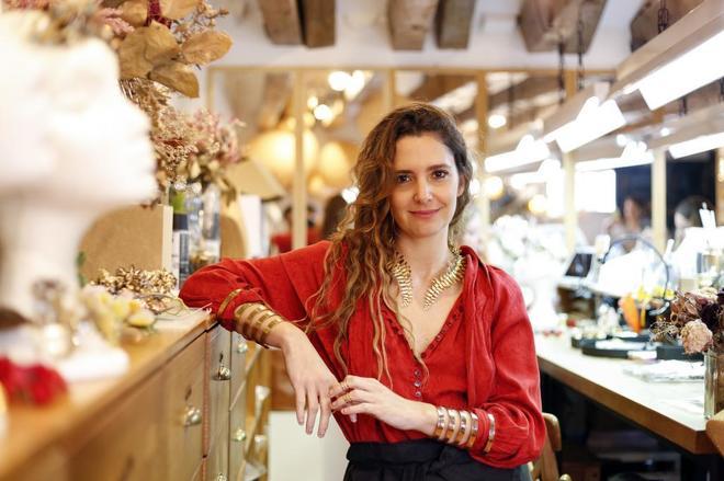 bec1808cd Suma Cruz  La diseñadora de joyas a la que la reina Letizia pidió ...