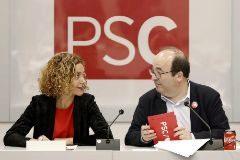El PSC relega a los comunes a tercera fuerza en Barcelona