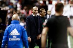 La gran rajada de Zidane tras la derrota en Vallecas