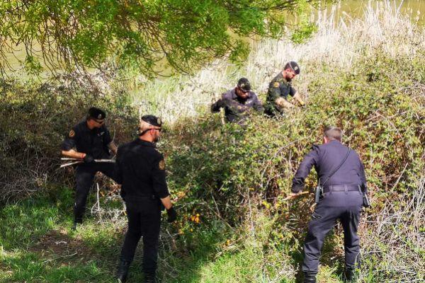 Buscan en el río Guadarrama al hombre desaparecido de Casarrubios