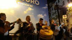 ForoCoches contrata unos mariachis para Génova