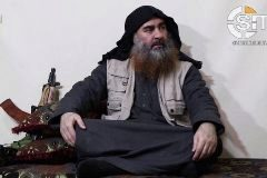 El líder del Estado Islámico reaparece tras casi cinco  años escondido