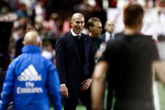 """La crítica de Zidane: """"Hay que pedir perdón"""""""