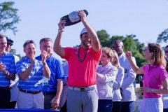 El fin de semana que España dominó el golf mundial