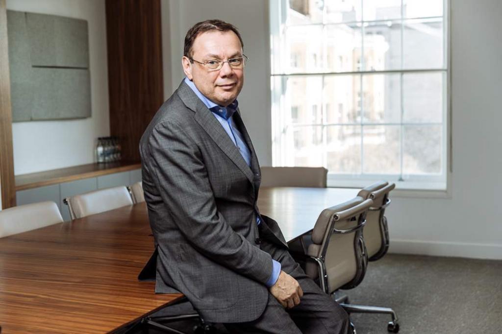 El presidente de Dia, Mikhail Fridman.