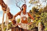 Lara Álvarez, la reina de los bikinis en 'Supervivientes'