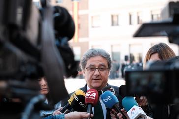 Enric Millo, durante una imagen tomada cuando era delegado del Gobierno en Cataluña.