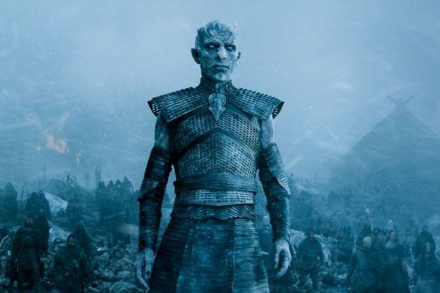 El Rey de la Noche (Vladimír Furdík) en Juego de Tronos en HBO