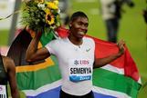 La norma apelada por Semenya: reducir su testosterona o correr como hombre