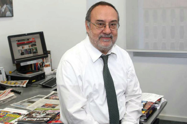 Prisa releva a Alfredo Relaño como director de As tras 23 años en el puesto
