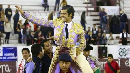 """Diego San Román, ante su presentación: """"Quiero ser el mexicano que vuelva a abrir la Puerta Grande"""""""