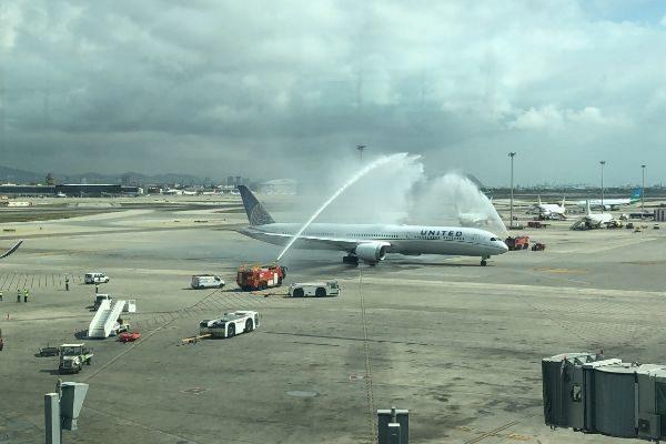 El nuevo Boeing 787-10 une Barcelona y Nueva York