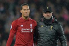 Van Dijk, el lavaplatos de oro del Liverpool