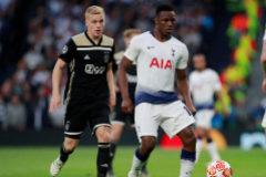 Semifinal, en directo: Tottenham - Ajax