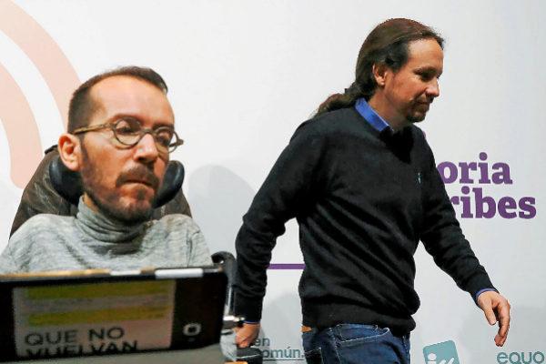 Elecciones 2019: Pablo Iglesias pide colocar a su núcleo duro en altos cargos del Gobierno